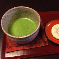 抹茶 500円