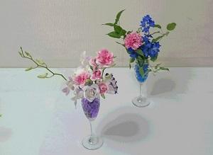 花の輪・人の輪~みんなの花展