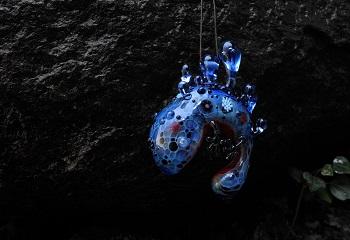 星霜を想ふ Yoshimi Seki glass exhibition