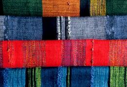 川﨑幸子 暮らしの中の手織り 展示即売会