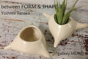 between FORM&SHAPE Ⅱ
