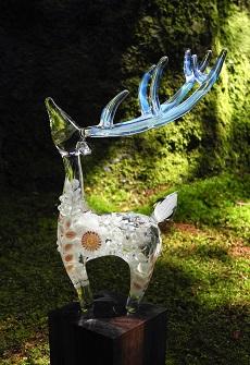 Radiant ー Yoshimi Seki Glass Exhibition